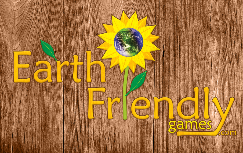 Earth Friendly Games/ Eco Friendly Game Manufacturer